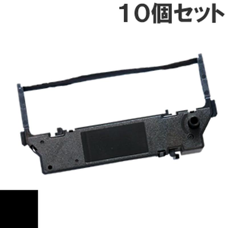 RC700 ( B ) ブラック インクリボン カセット STAR(スター精密) 汎用新品 (10個セットで、1個あたり850円です。)
