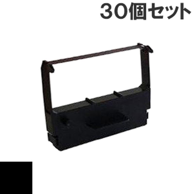 Z-025 ( B ) ブラック インクリボン カセット BROTHER (ブラザー) 汎用新品 (30個セットで、1個あたり880円です。)