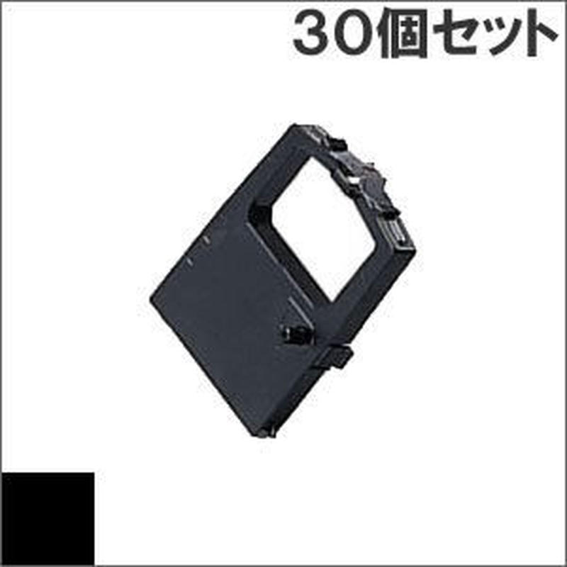 ML182 / SZ-11360 ( B ) ブラック インクリボン カセット OKI(沖データ) 汎用新品 (30個セットで、1個あたり1050円です。)