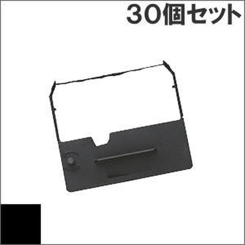 ERC-03 ( B ) ブラック インクリボン カセット EPSON(エプソン) 汎用新品 (30個セットで、1個あたり760円です。)