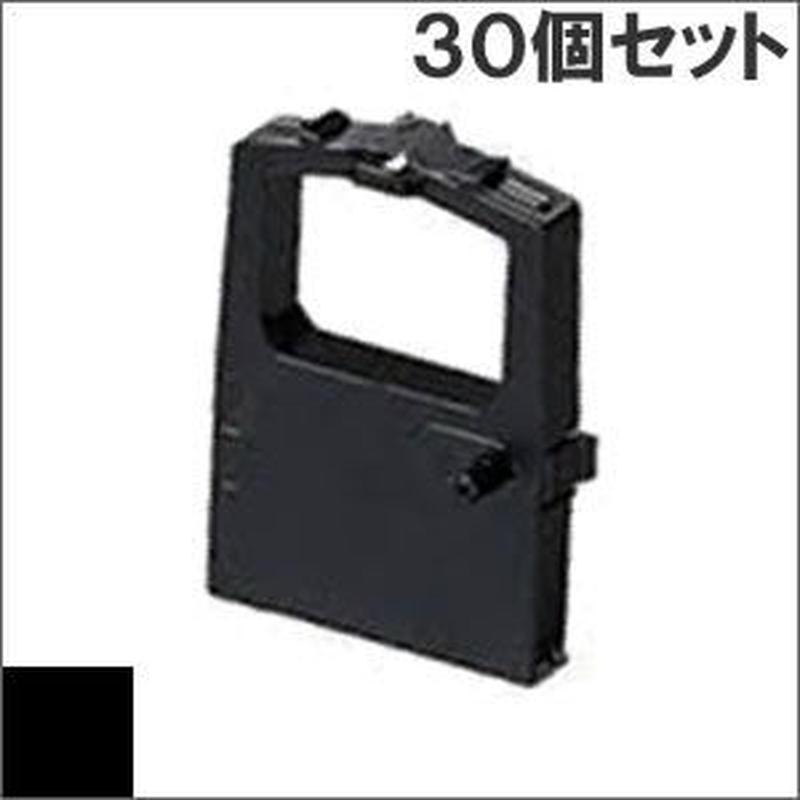 ET8330 / 5330 / SZ-11383 ( B ) ブラック インクリボン カセット OKI(沖データ) 汎用新品 (30個セットで、1個あたり1150円です。)