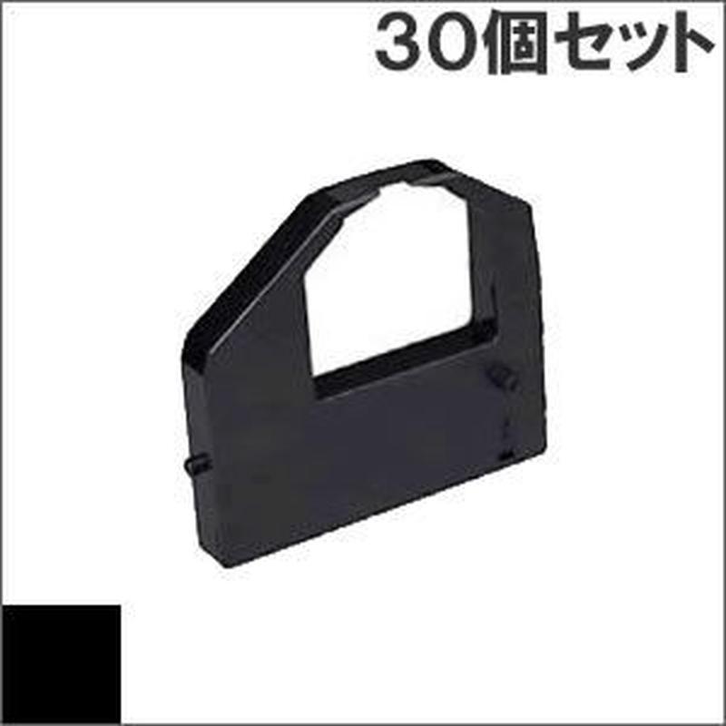 ML8370S/SE/SV / SZ117431 ( B ) ブラック インクリボン カセット OKI(沖データ) 汎用新品 (30個セットで、1個あたり1000円です。)