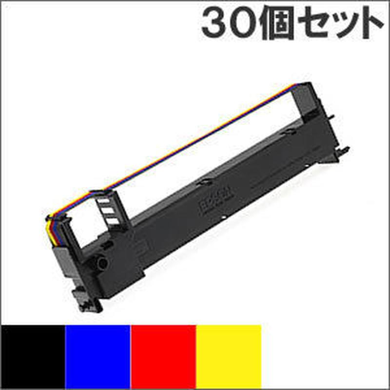VP600CRC 4色カラー インクリボン カセット EPSON(エプソン) 汎用新品 (30個セットで、1個あたり1900円です。)