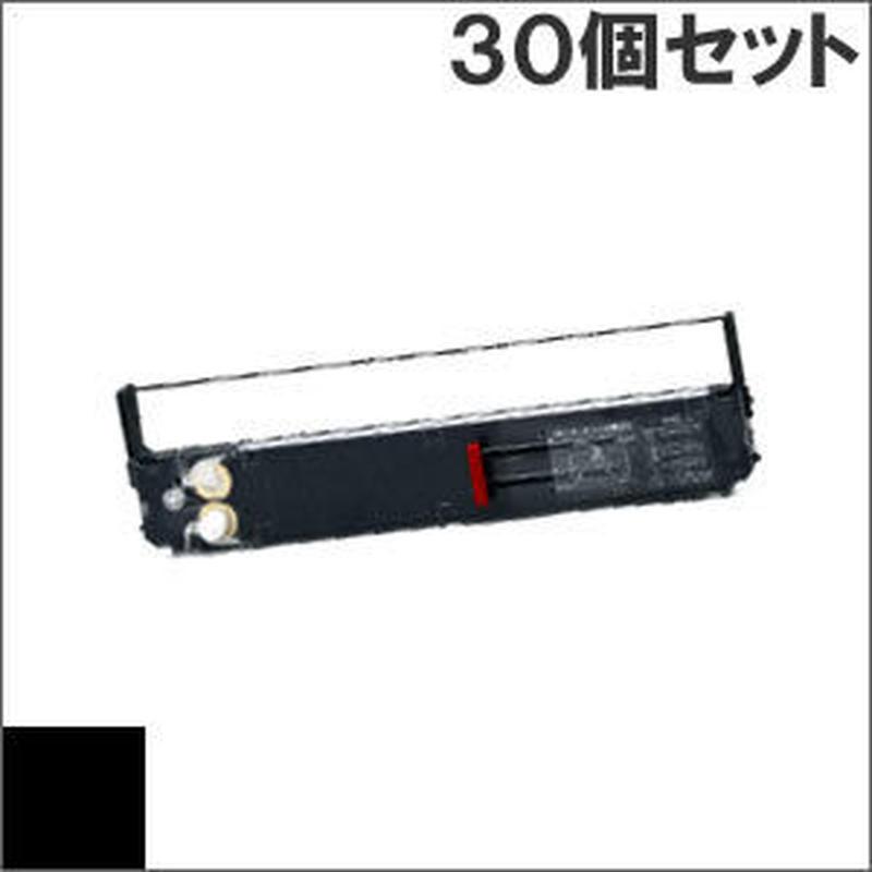 ET8550 / SZ-11730 ( B ) ブラック インクリボン カセット OKI(沖データ) 汎用新品 (30個セットで、1個あたり2950円です。)