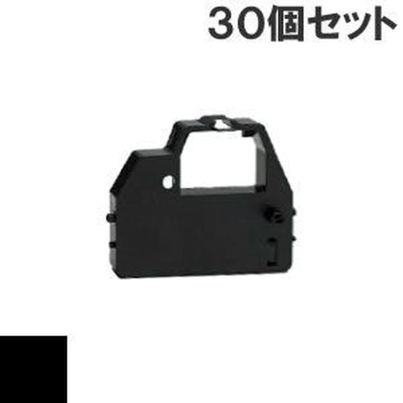 R-21 ( B ) ブラック インクリボン カセット TOSHIBA(東芝) 汎用新品 (30個セットで、1個あたり950円です。)