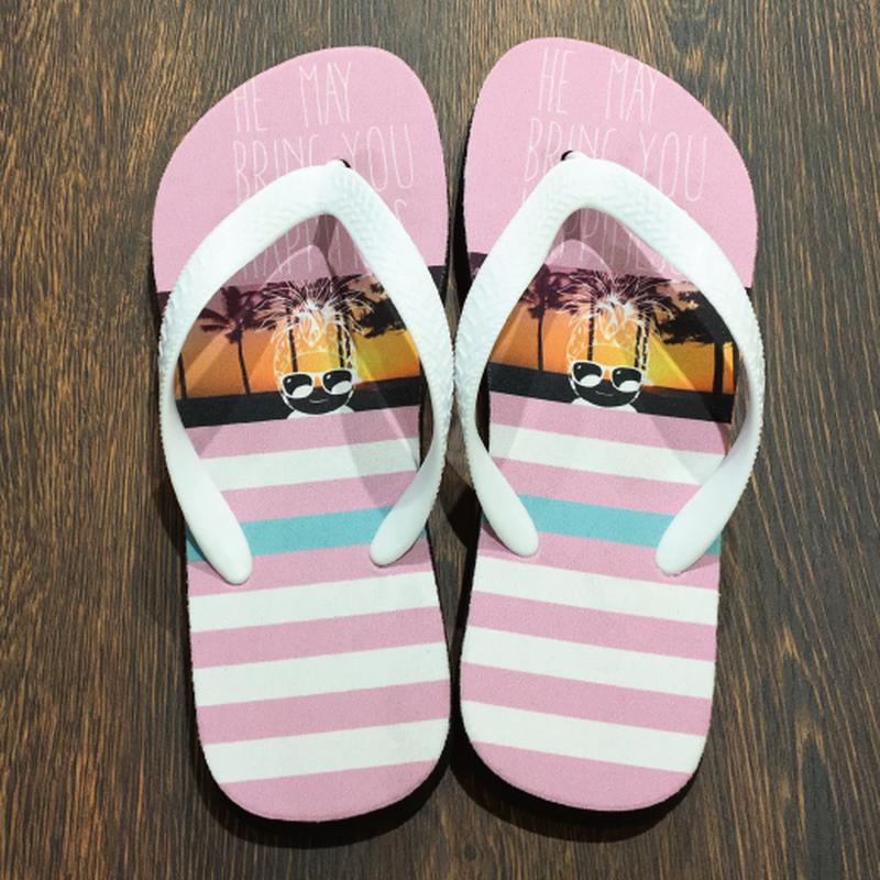 ビーチサンダル ピンク / Beach Sandals Pink