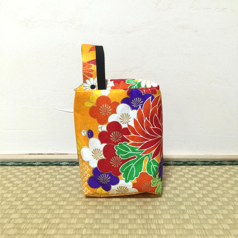 #021 梅と菊とパープル