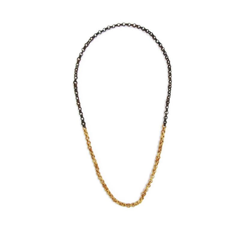 【1連】 ABNUT MIX necklace