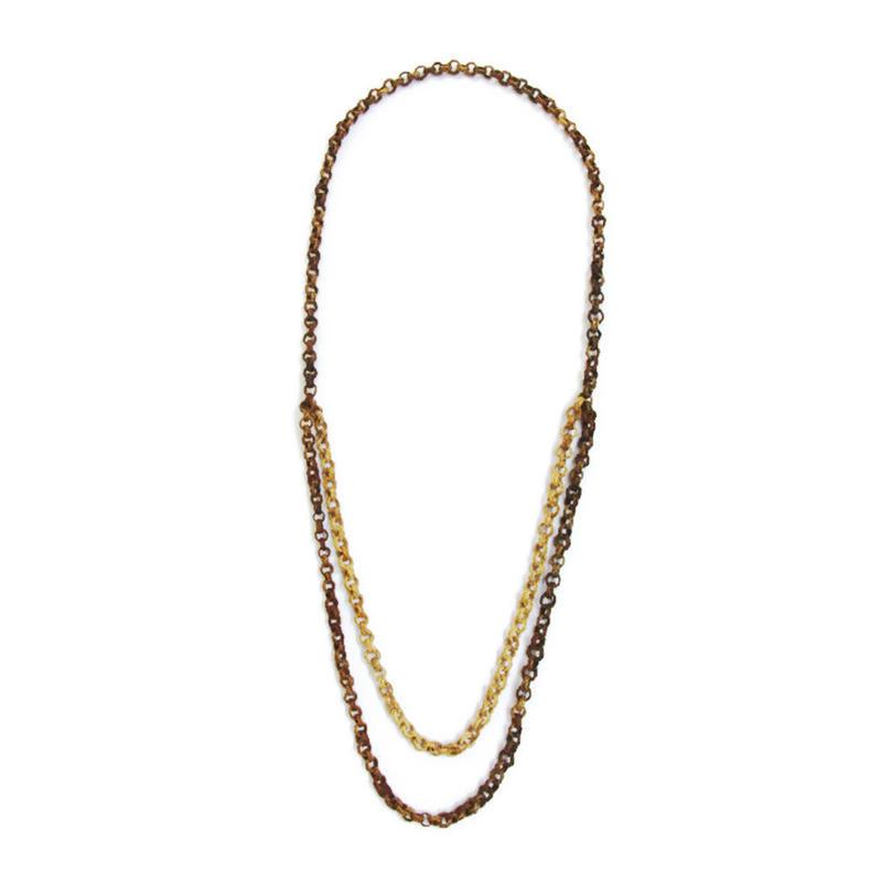 【2連】 FALNITU MIX 3way necklace