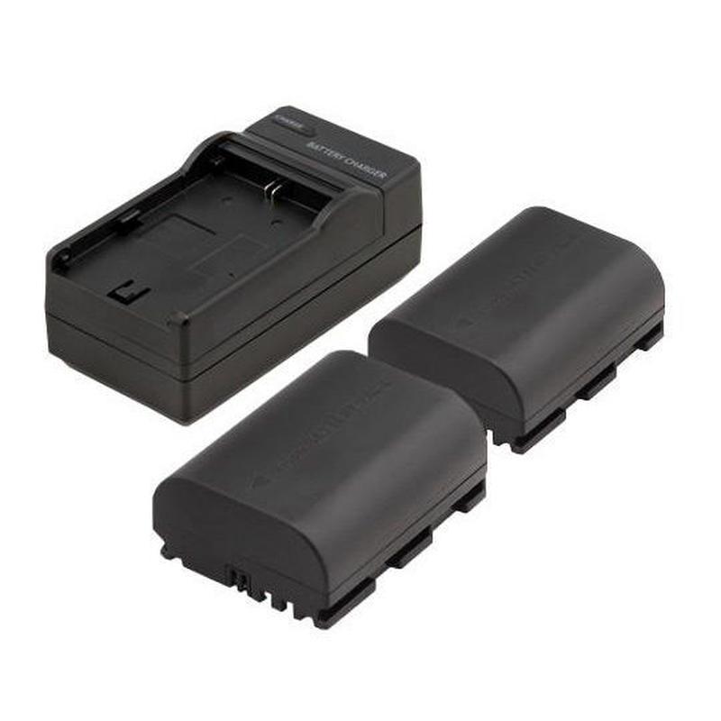 edelkrone x2 LP-E6 batteries w/ charger/エーデルクローン LP-E6 バッテリー・チャージャー