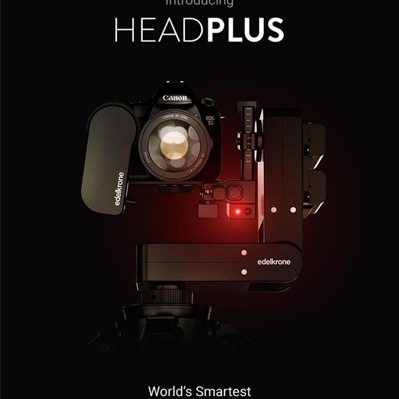 edelkrone HeadPLUS/エーデルクローン ヘッドプラス