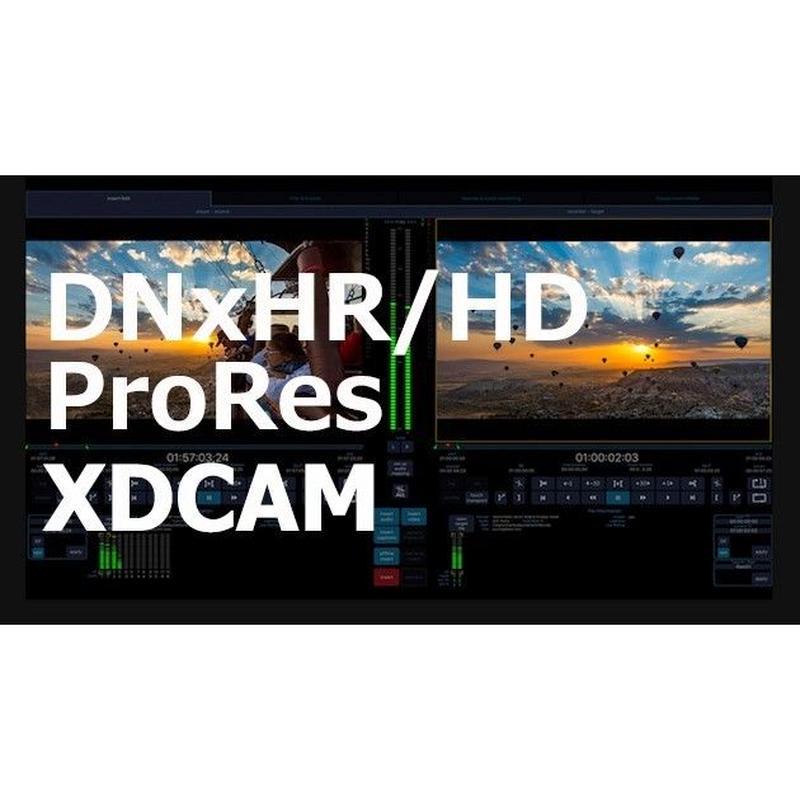 NAB2019プロモ:cineXtools Standard  +  XDCAM初年度サブスクリプション・ライセンス
