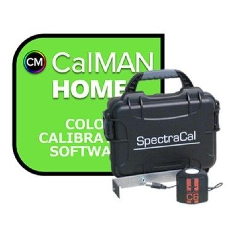 CalMAN Home + C6-HDR2000バンドル