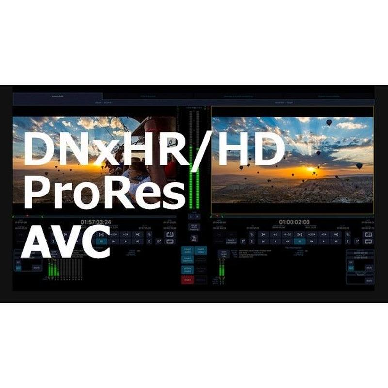 NAB2019プロモ:cineXtools Standard  +  AVC初年度サブスクリプション・ライセンス