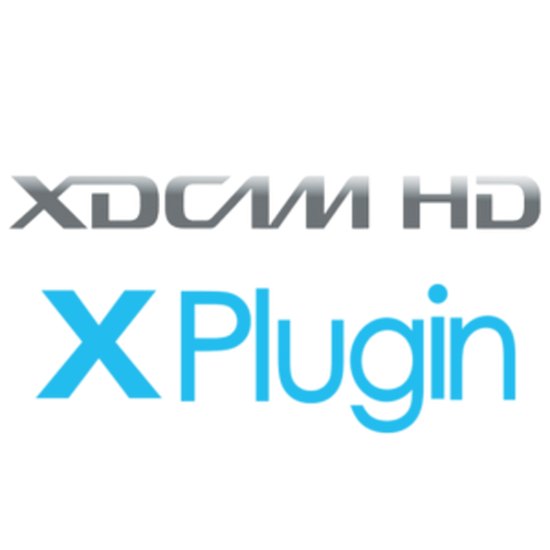 cineX-Plugin 【Avid/Adobe XDCAM/IMX】年間サブスクリプション