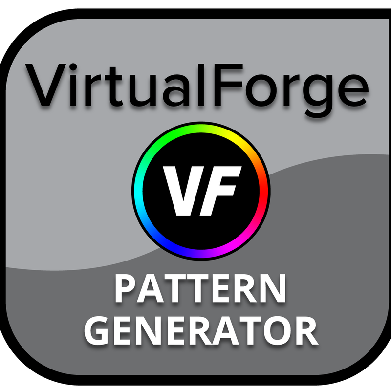 VirtualForge software pattern generator