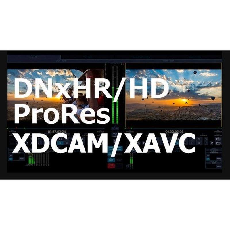 NAB2019プロモ:cineXtools Standard  +  XDCAM/XAVC  初年度サブスクリプション・ライセンス