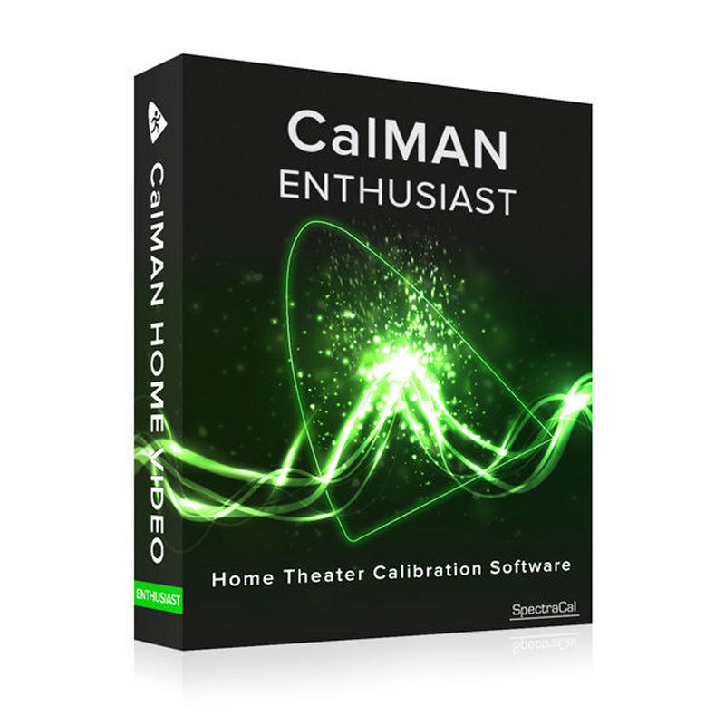 CalMAN Home Enthusiast - Software Only -
