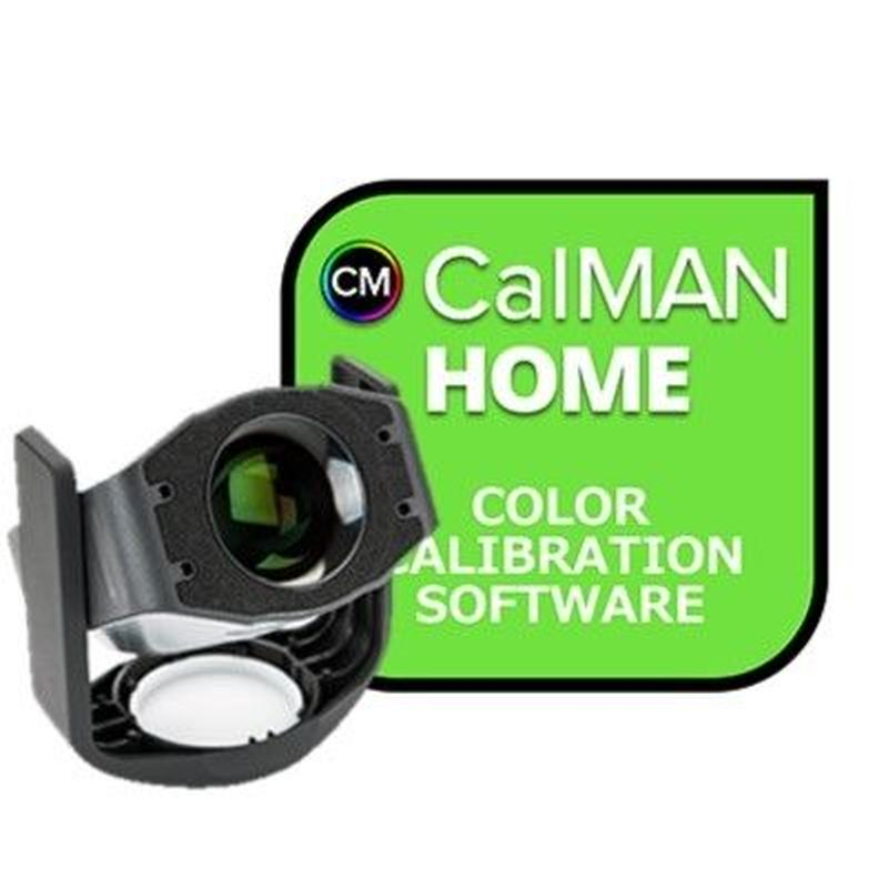 CalMAN Home + i1DisplayPro OEMバンドル