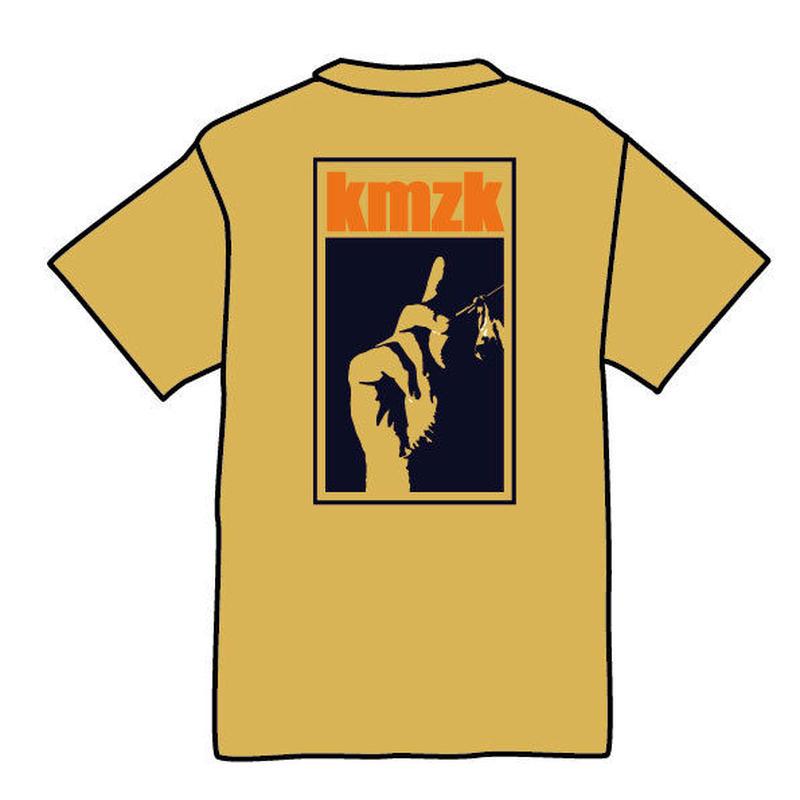 kmzk Funky Soul Food Tshirts(バナナイエロー)