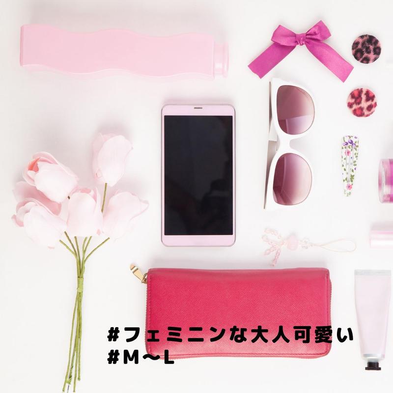 ★M〜L★ 大人なフェミニン福袋【3コーデ/ 合計 10点アイテム福袋】