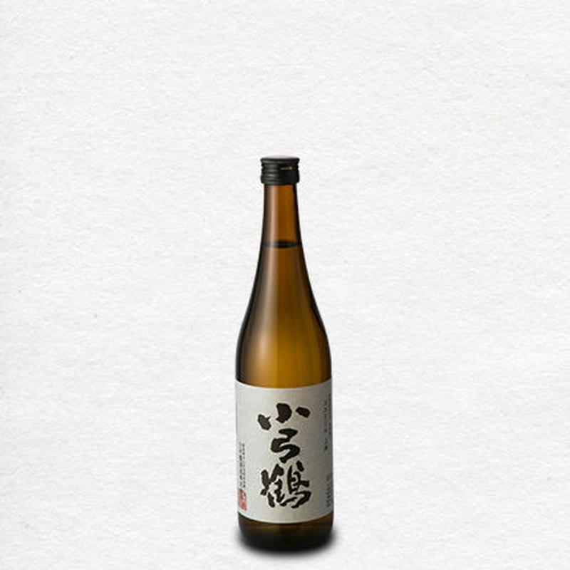 小弓鶴上撰/720ml