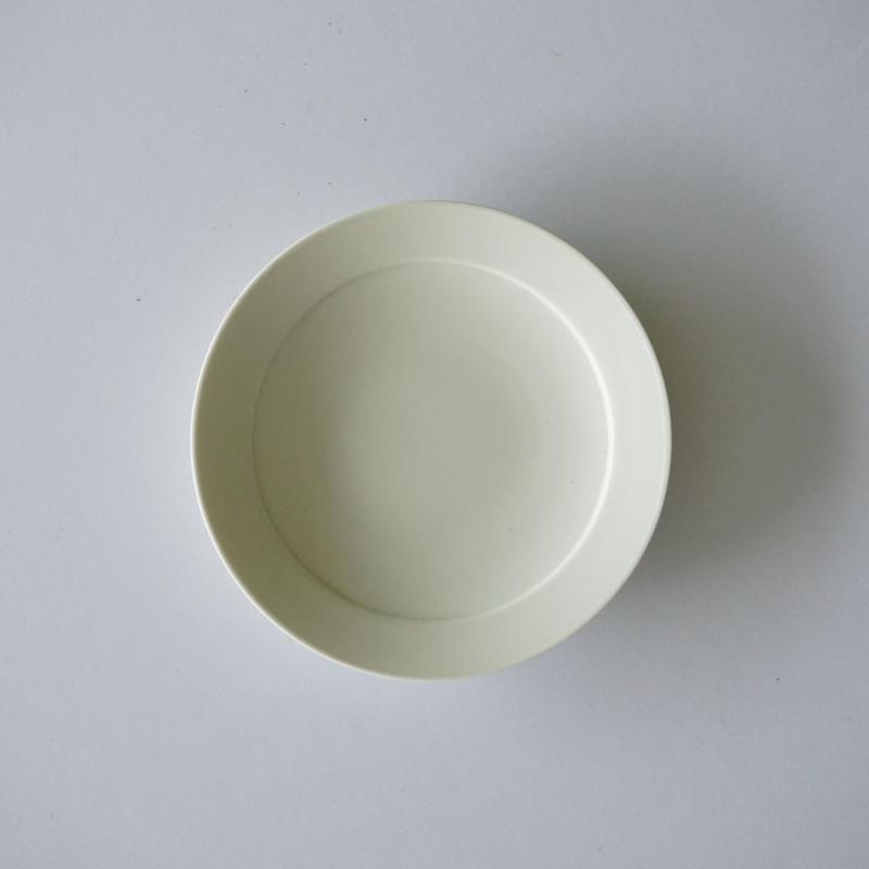 リム小皿  アイボリー
