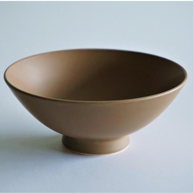 茶碗 モカブラウン