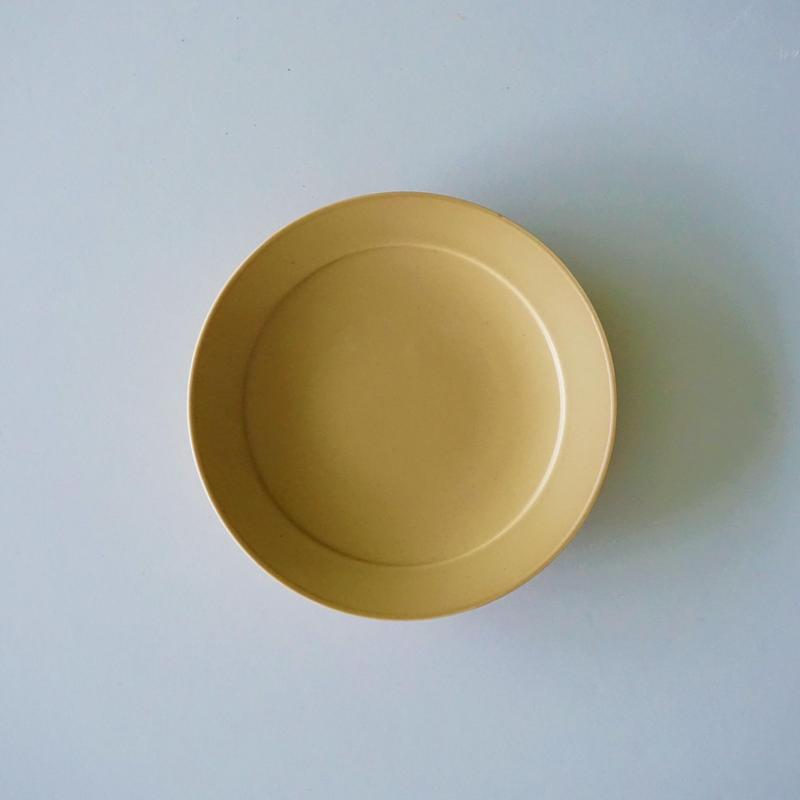 リム小皿  マロン