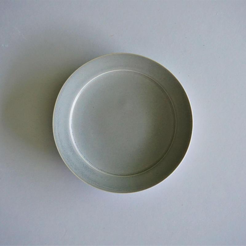 リム小皿  グレージュ