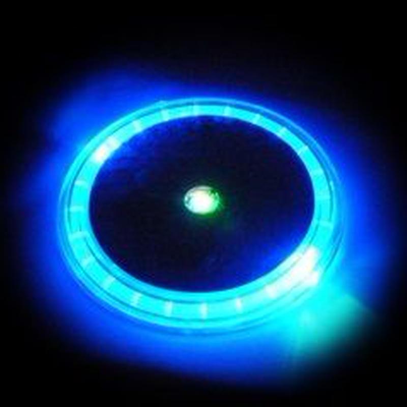 LED スリムコースターBLUE 業務用