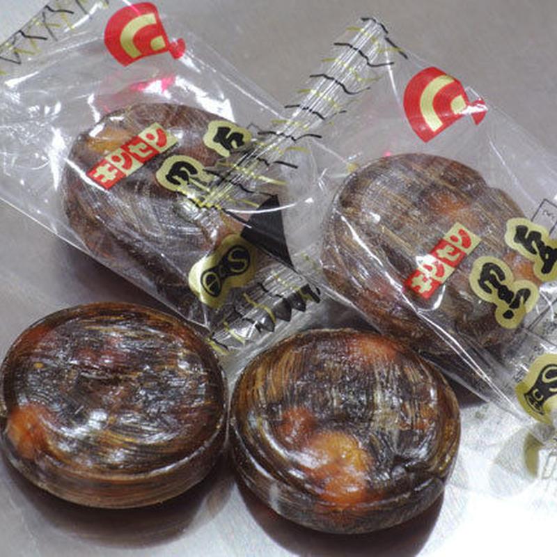 お豆どん(個包装1kg)豆入り黒飴は便利な一粒包装♪