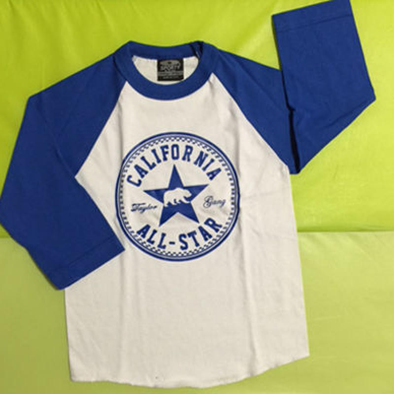 【NEW!!】【KIDS】 CALIFORNIA ALL-STARロゴ ロングスリーブTEE