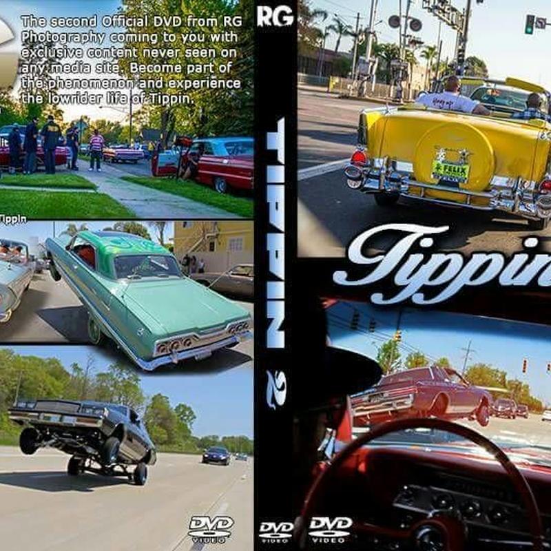 入荷済み!!! RG Photography DVD 【Tippin 2】