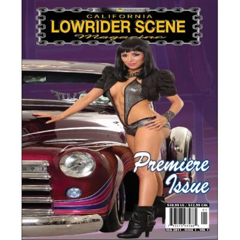 LOWRIDER SCENE Magazine VOL.001
