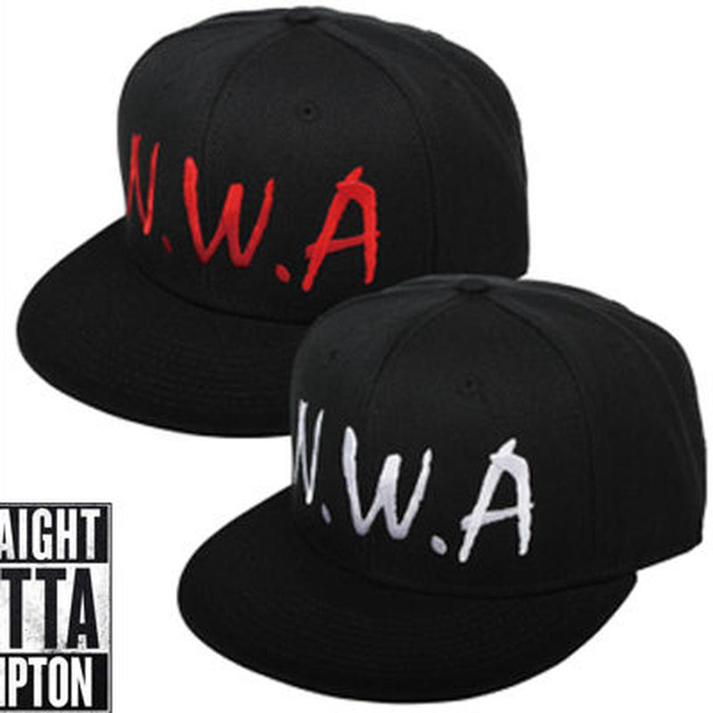 【N.W.A】NEW!!! スナップバックキャップ