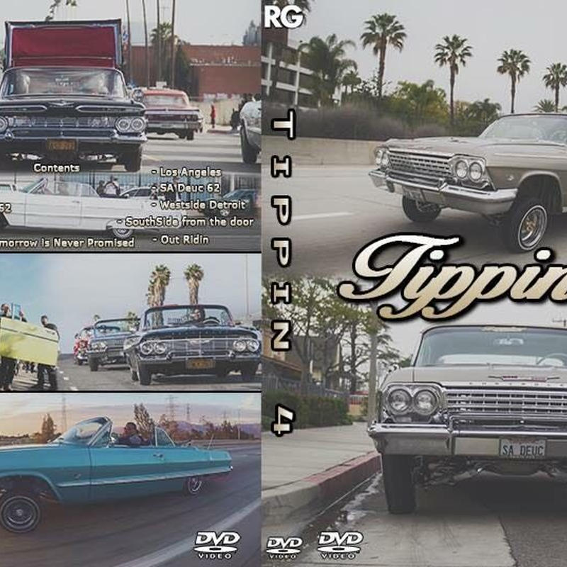 入荷決定!!! RG Photography DVD 【Tippin 4】