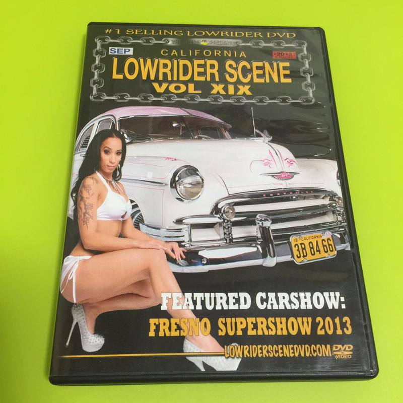 LOWRIDERSCENE DVD Vol,XIX
