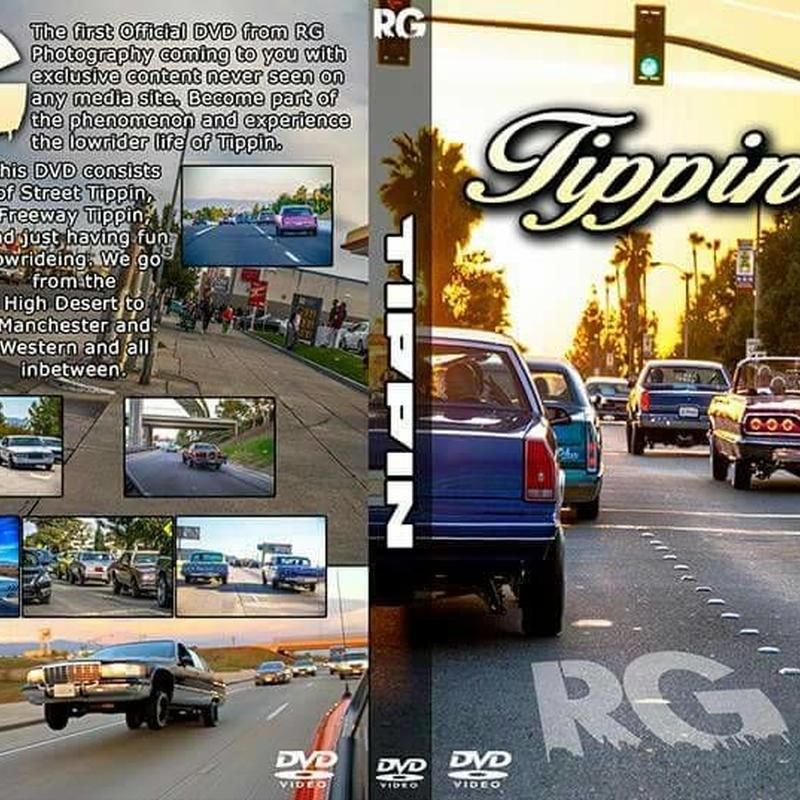 入荷済み!!! RG Photography DVD 【Tippin 1】