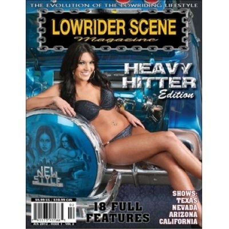 LOWRIDER SCENE Magazine VOL.002