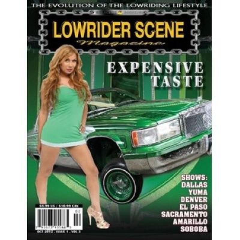 LOWRIDER SCENE Magazine VOL.003