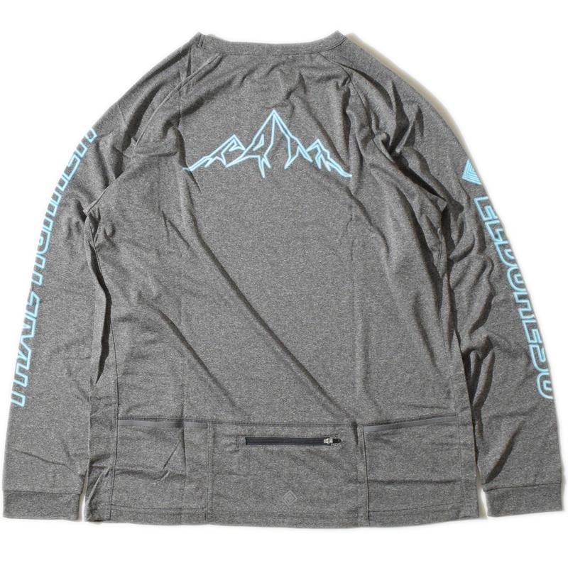 Trail Runner Long T(Gray)