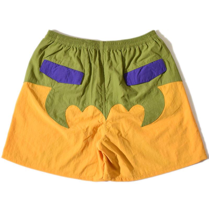 Bat Shorts(Yellow)