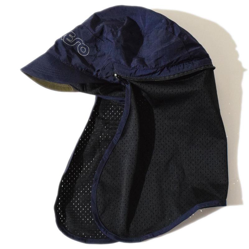 Shage Mesh Cap(Navy)