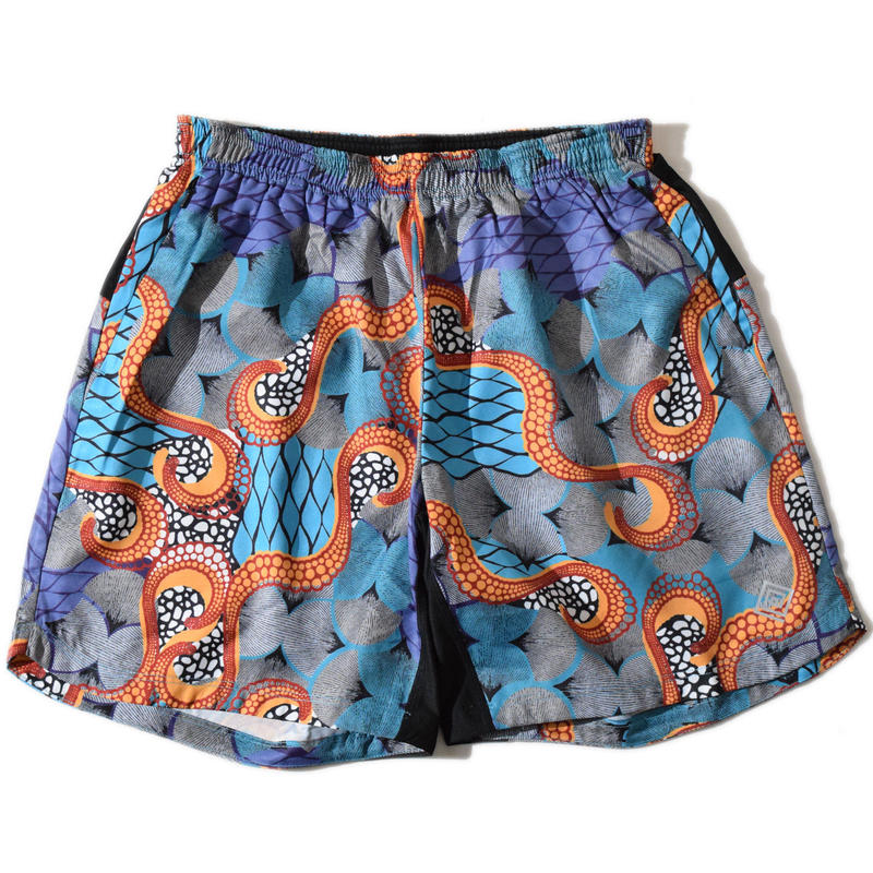 Remedy Trail Shorts(Batik)