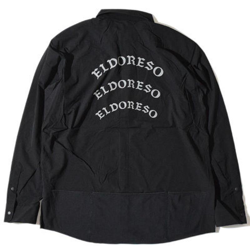 Mightiness PK Shirt(Black)