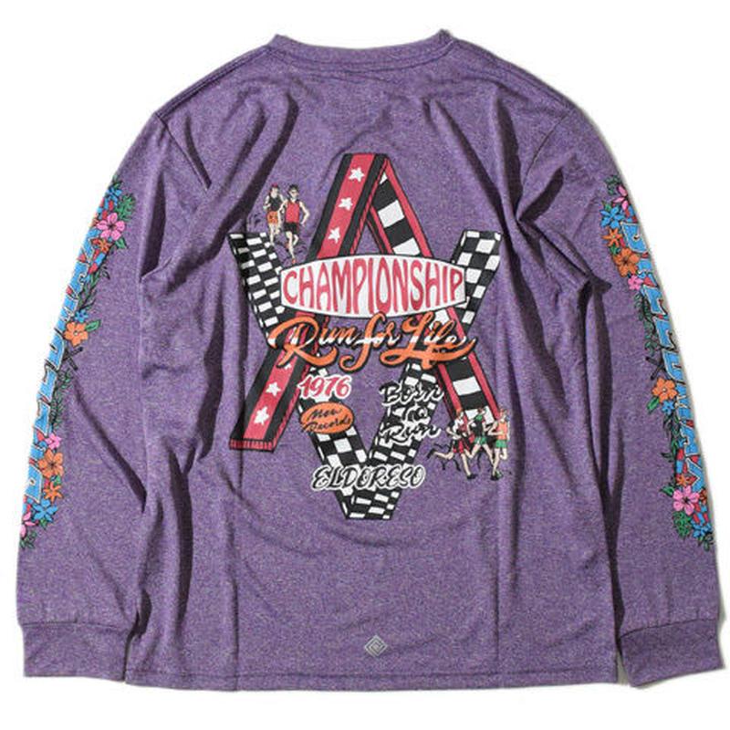 Championship Long T(Purple)