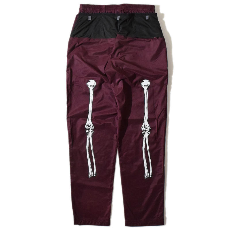 Born Expressway Pants(Burgundy)