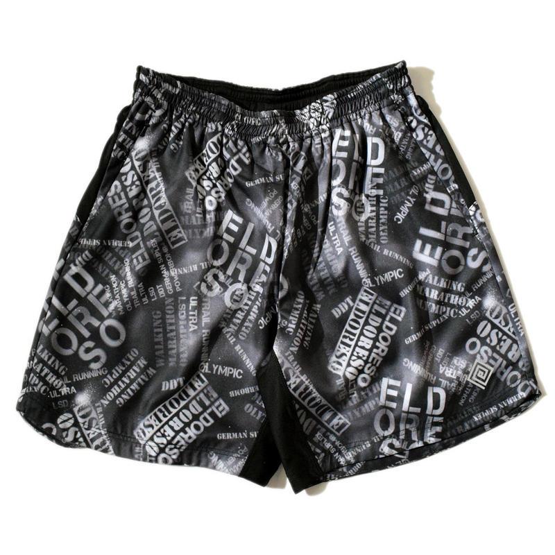 Euphoria Trail Pants(Black)