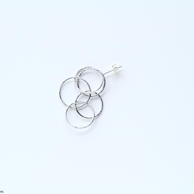 Bubulles earring / SV